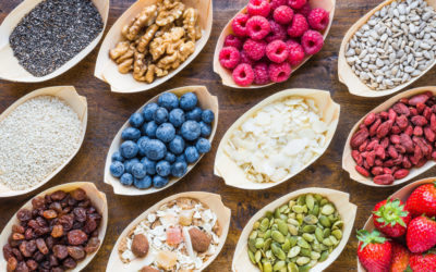 Age Well With These Five Superfoods