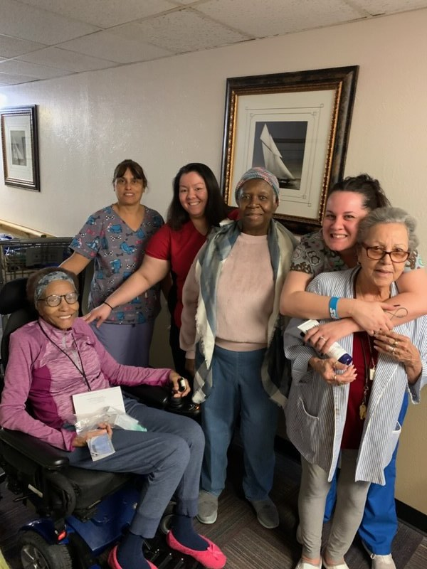 camino staff at assisted living albuquerque